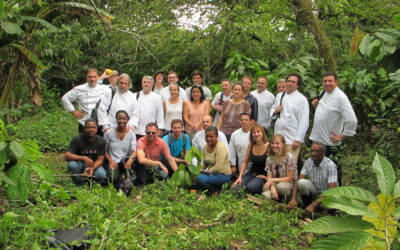 The men and women of Cacao Forest meet in the Dominican Republic!