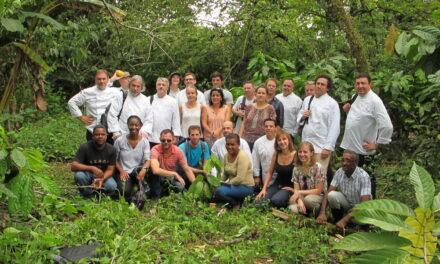 Les hommes et les femmes de Cacao Forest enfin réunis en République Dominicaine !